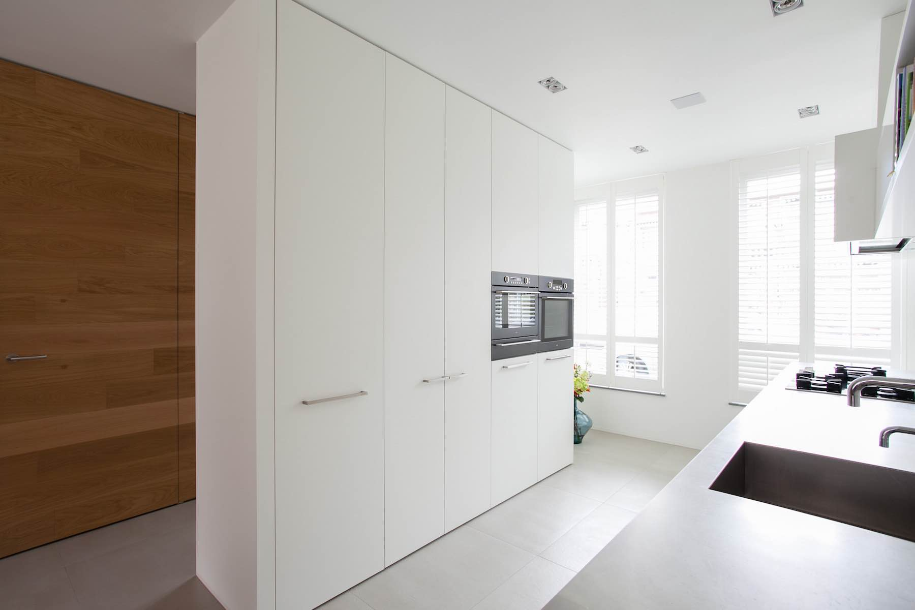 Keuken kastenwand top klik om te vergroten with keuken kastenwand gallery of referentie - Scheiding tussen twee kamers ...